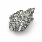 image of ferrous metal  - Antimony - JPG