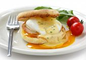 image of benediction  - Eggs Benedict  - JPG