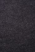 picture of cashmere goat  - Gray and black swatch of woven wool fabric - JPG
