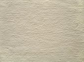 image of wall-stone  - White plaster wall background texture - JPG