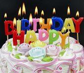 pic of birthday-cake  - birthday cake - JPG