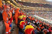 JOHANNESBURG - JULY 11 : Final at Soccer City Stadium: Spain vs. Netherlands on July 11, 2010 in Joh