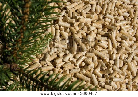 Wood Pellets And Red Deal