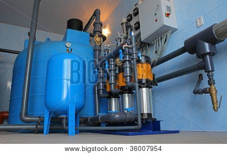Plumbing filtration and ionizer system