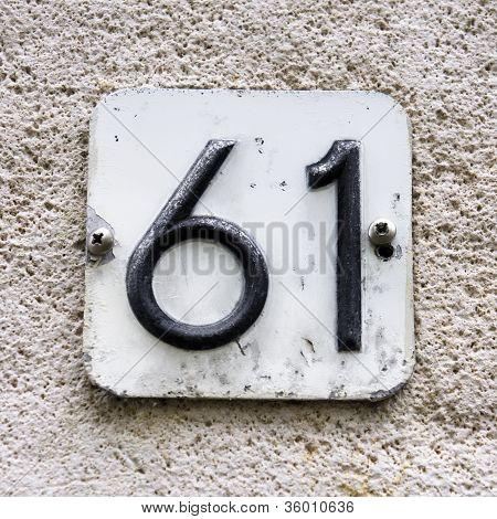 Nr. 61