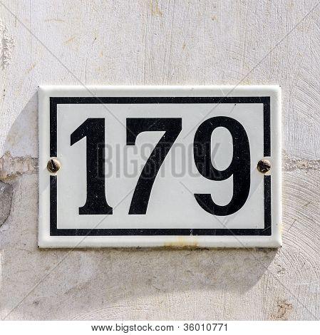 Nr. 179