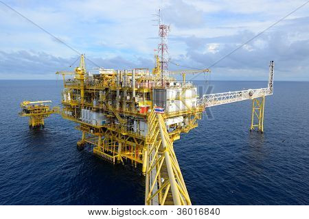 The Oil Rig.