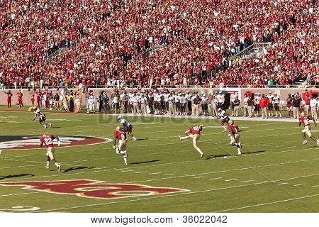 Florida State Home Football Game