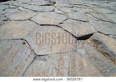 Columnar Basalt Tops