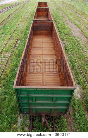 Vagão de carga