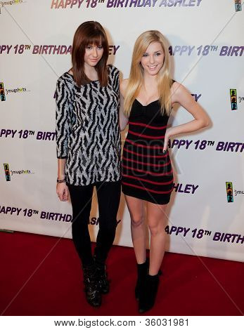 Ashley Argota 18th Birthday