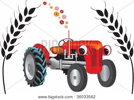 Tractor On Bio diesel