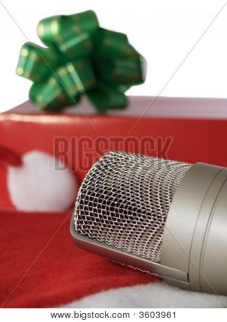 Microphone And Gift