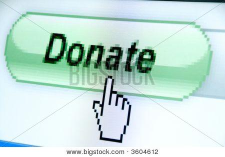 Botón de donar