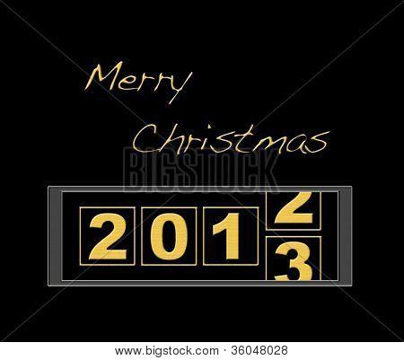 Merry Christmas 2013.
