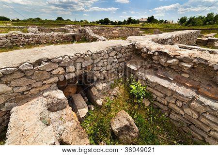 5Th Roman Legion Castra In Romania
