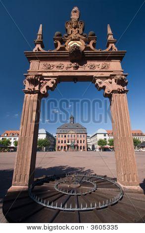 Hanauer Rathaus