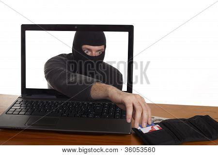 Internet-Diebstahl