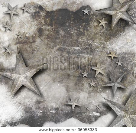 Vintage Old Star Background