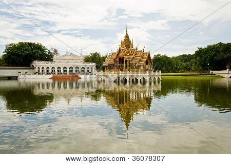 Bangpain Palace Thailand