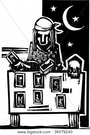Gypsy Tarot Reading Simple