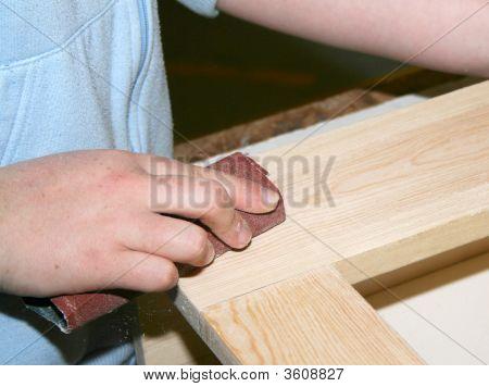 Trainee Woodworker