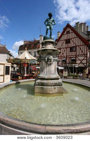 Dijon Fountain