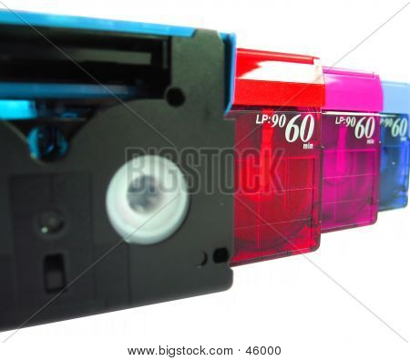 DV Tapes