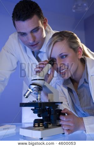 Scientific Research Team