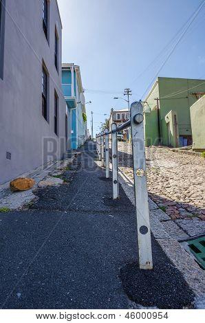 Bo Kaap, Cape Town 094-street