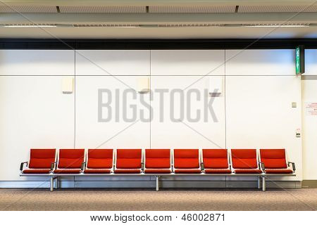 waiting area