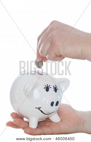 put coin
