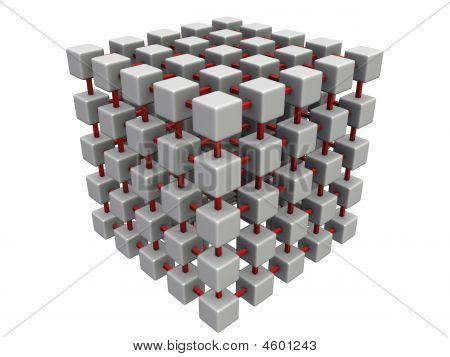 Smaller Cube Mesh