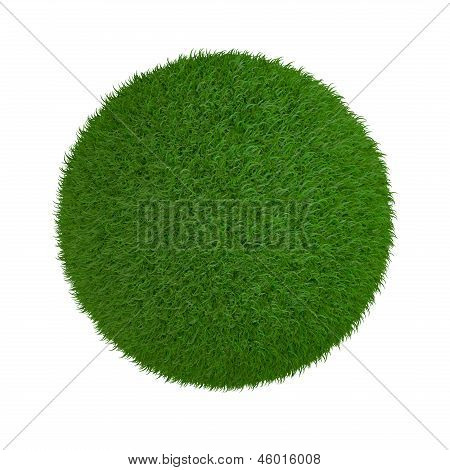 Grass Sphere