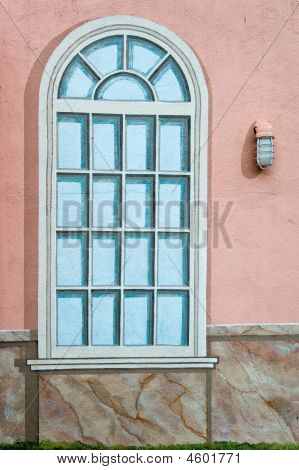 Painted Window