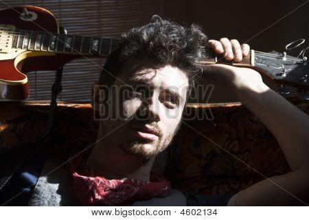 Guitar Man Max