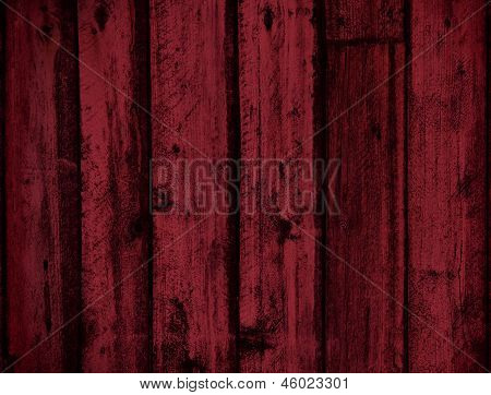 Red Tones Wood Background