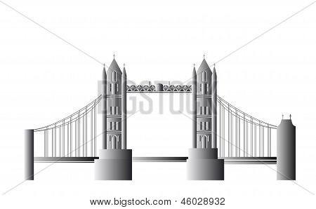 矢量塔桥 库存矢量图和库存照片 | bigstock