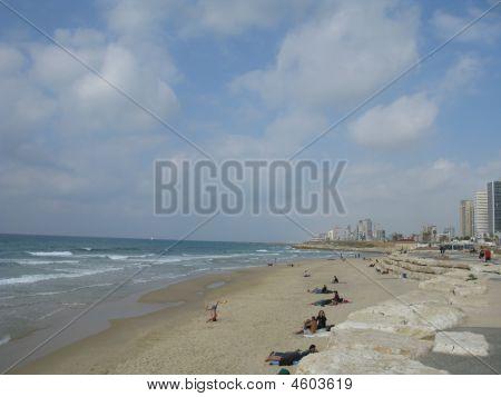 Buildings Intel Aviv Israel