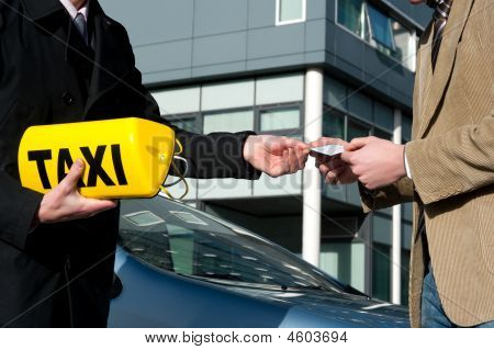 Getting The Taxi License