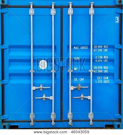 Doors Of Container
