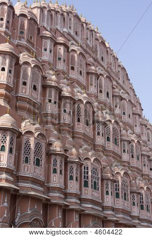 Hawa Mahal Palace Of The Wind