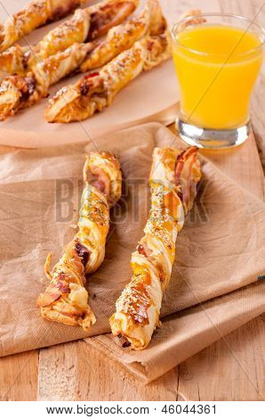 Gourment Sticks