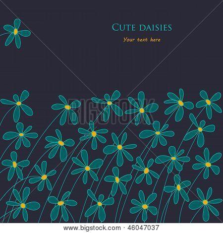 Cute Daisies