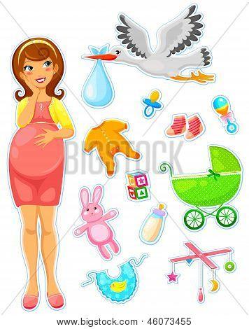 esperando um bebê