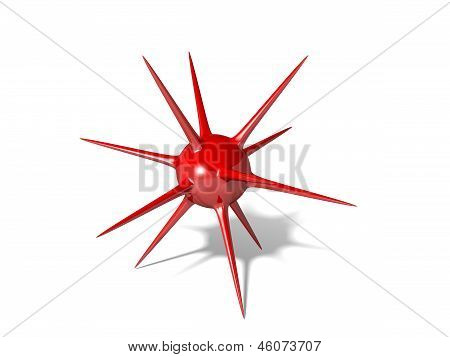 Mine - Red