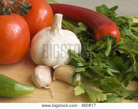 Fresh Vegetables I