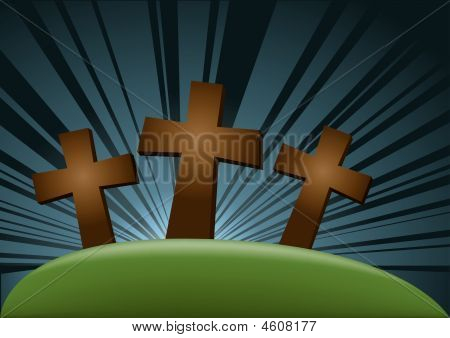Easter-cross