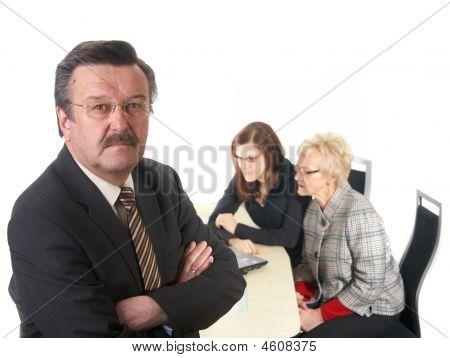 Business Trio