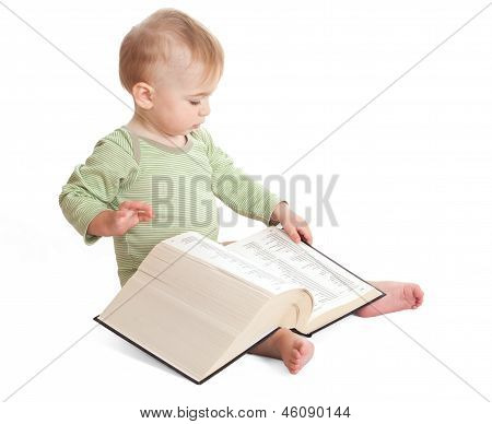 Child With A Book